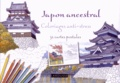 Tomohisa Monma - Japon ancestral - Coloriages anti-stress.