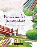Tomohisa Monma - Promenades japonaises - Coloriages anti-stress.