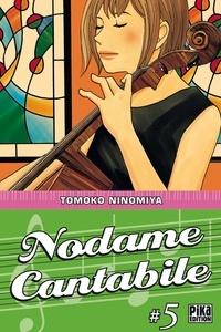 Tomoko Ninomiya - Nodame Cantabile T05.
