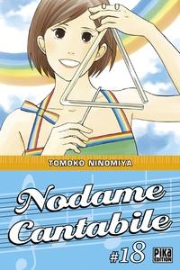 Tomoko Ninomiya - Nodame Cantabile T18.
