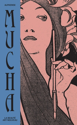 Tomoko Sato - Alphonse Mucha - La beauté art nouveau.