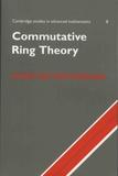 Tomomi Matsumura - Commutative Ring Theory.