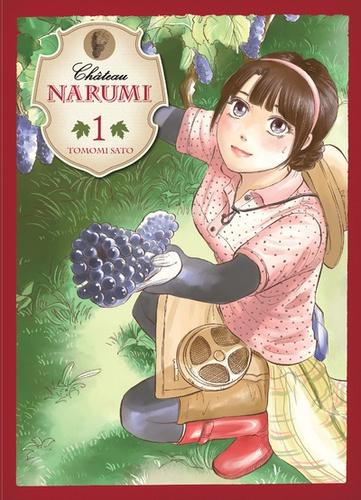 Tomomi Sato - Château Narumi Tome 1 : .