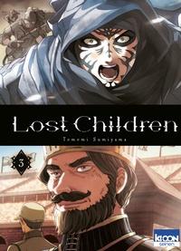 Tomomi Sumiyama - Lost children Tome 3 : .