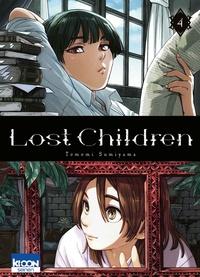 Tomomi Sumiyama - Lost children Tome 4 : .