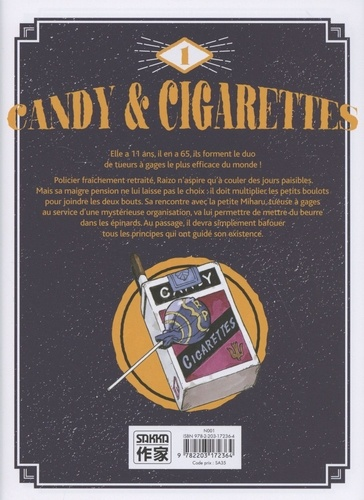 Candy & Cigarettes Tome 1