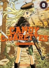 Tomonori Inoue - Candy & Cigarettes Tome 8 : .