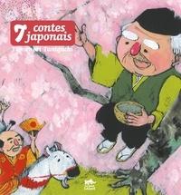Tomonori Taniguchi - 7 contes japonais - Edition bilingue français-japonais.