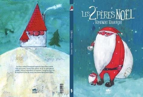 Les 2 pères Noël. Edition bilingue français-japonais