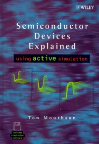 SEMICONDUCTOR DEVICES EXPLAINED. Using active simulation, Diskette included.pdf