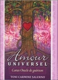 Toni Carmine Salerno - Amour universel - Cartes oracle de guérison.