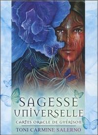 Toni Carmine Salerno - Sagesse universelle - Cartes oracle de guérison.