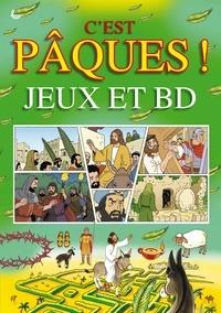 Toni Matas - C'est Pâques ! - Jeux et BD.
