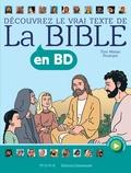 Toni Matas et  Picanyol - Découvrez le vrai texte de La Bible en BD.