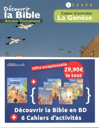 Toni Matas et  Picanyol - Découvrir la Bible en BD - Pack livre + 6 cahiers d'activités.