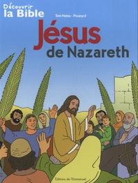 Toni Matas et  Picanyol - Jésus de Nazareth.