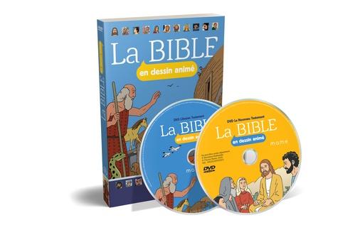 La Bible en dessin animé  avec 1 DVD