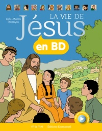 Toni Matas et  Picanyol - La vie de Jésus en BD.