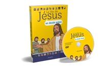 Toni Matas et  Picanyol - La vie de Jésus en dessin animé. 1 DVD