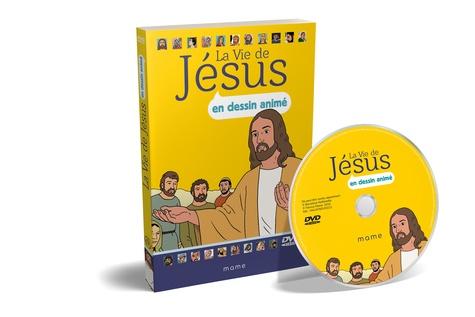 La vie de Jésus en dessin animé  avec 1 DVD