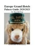 Toni Melliug - Europe Grand Hotels - Palaces Guide 2020/2021.