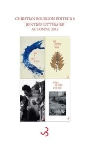 Toni Morrison et Linda Lê - Rentrée littéraire - Automne 2012.