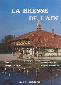 Tonia Paquelier et Gérald Gambier - La Bresse de l'Ain.