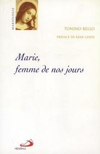 Marie, femme de nos jours - Tonino Bello pdf epub
