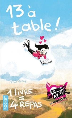13 à table !  Edition 2021