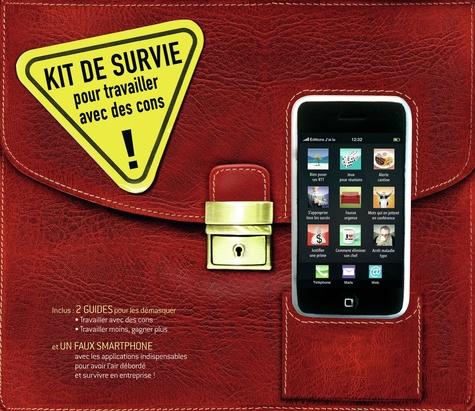 Tonvoisin - Kit de survie pour travailler avec des cons ! - Coffret 2 volumes : Travailler avec des cons ; Travailler moins, gagner plus.