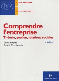 Histoiresdenlire.be Comprendre l'entreprise - Théorie, gestion, relations sociales Image
