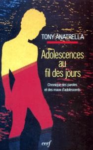 Tony Anatrella - .