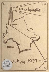 Tony Aparicio et Avit Leweurs - Notre Dame de Lorette, 16 octobre 1977.