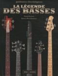 Tony Bacon et Barry Moorhouse - La légende des basses - Guitares électriques.