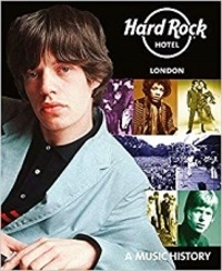 Tony Barrell - Hard rock hotel - A music history.