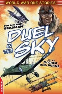 Tony Bradman - Duel In The Sky.