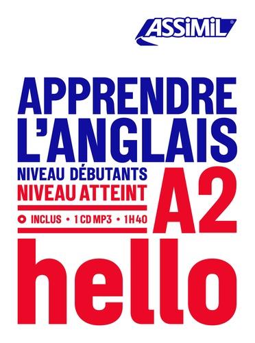 Apprendre L Anglais Niveau Debutants A2 Grand Format