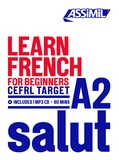Tony Bulger - Learn french for beginners A2. 1 CD audio MP3