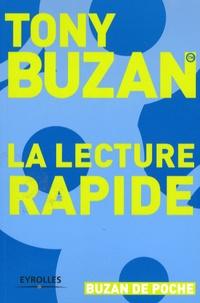 Tony Buzan - La lecture rapide.