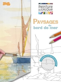 Tony Cowlishaw - Paysages du bord de mer à l'aquarelle.