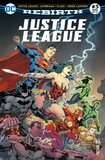 Tony Daniel - Justice League Rebirth 3 - La Terre menacée d'invasion !.
