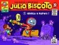 Tony Emeriau et Mickaël Roux - Julio Biscoto Tome 1 : Abelito a disparu !.