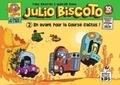 Tony Emeriau et Mickaël Roux - Julio Biscoto Tome 2 : En avant pour la course cactus !.