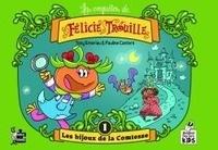 Tony Emeriau et Pauline Casters - Les enquêtes de Félicie Trouille Tome 1 : Les bijoux de la Comtesse.