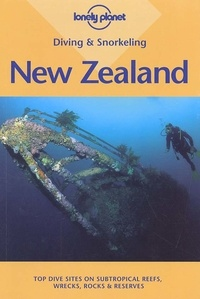 Tony Enderby et Jenny Enderby - Diving and Snorkeling New Zealand.