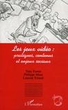 Tony Fortin et Philippe Mora - Les jeux vidéo : pratiques, contenus et enjeux sociaux.