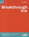 Tony Garside et Miles Craven - Breakthrough Plus - Teacher's Book Premium Pack.