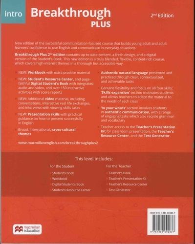 Breakthrough Plus. Teacher's Book Premium Pack 2nd edition