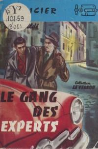 Tony Guildé - Le gang des experts.