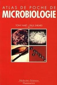 Atlas de poche de microbiologie - Tony Hart  